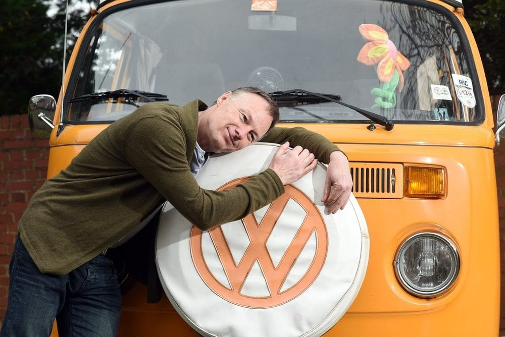 How a VW Campervan Conversion Moved Grown Men to Tears...(Really)