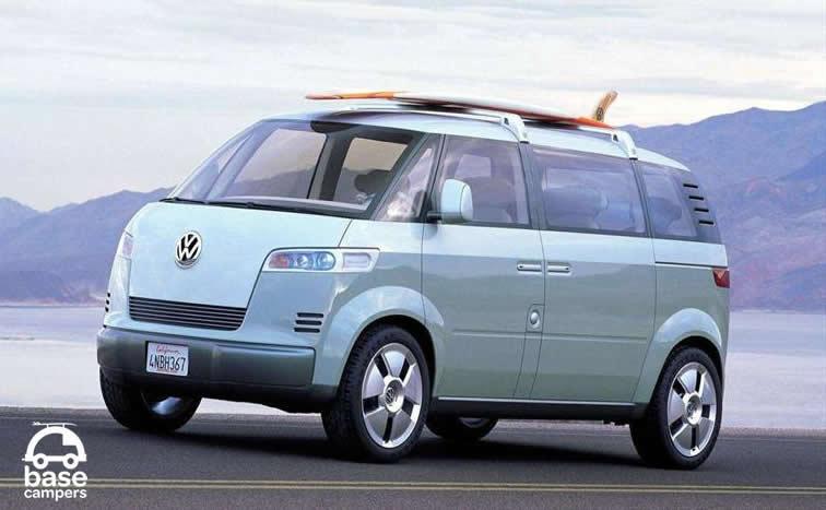VW Microbus Campervan? - Base Campers