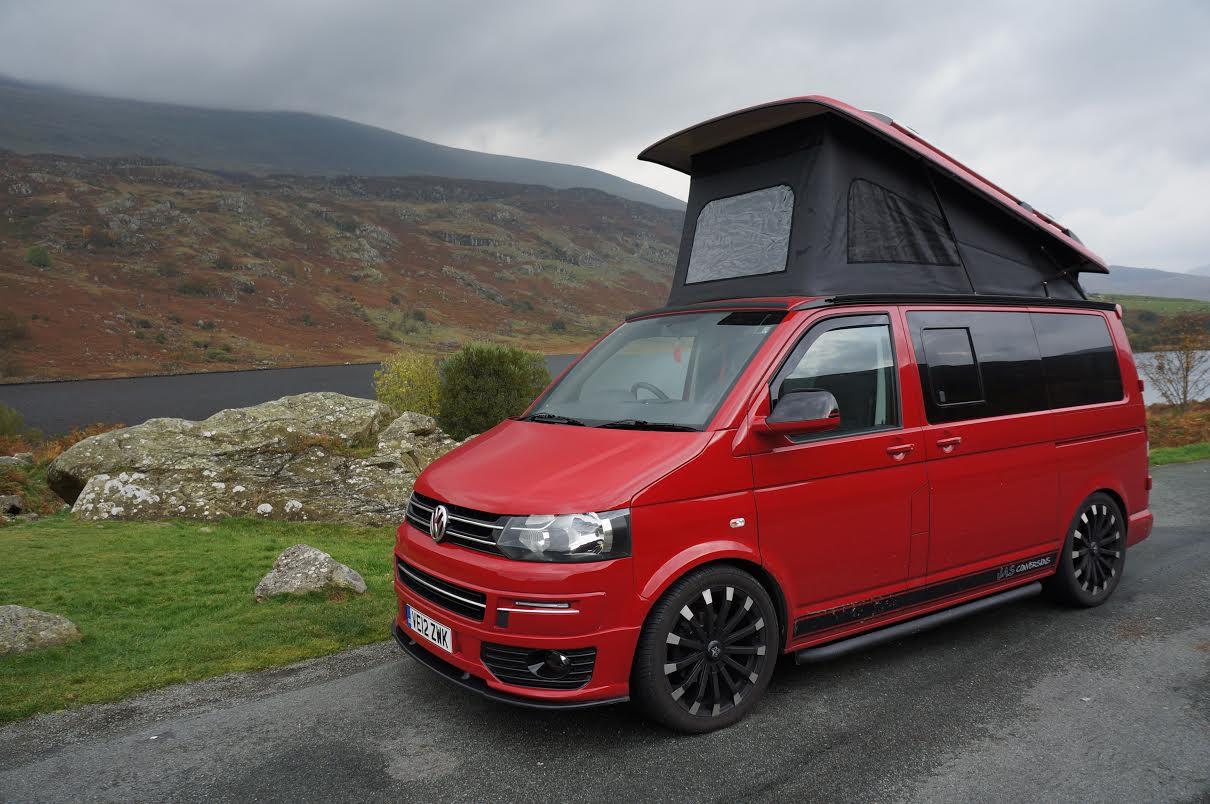 b9004351de Weekender VW Campervan Conversion - Base Campers
