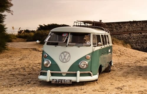 VW campervan conversion