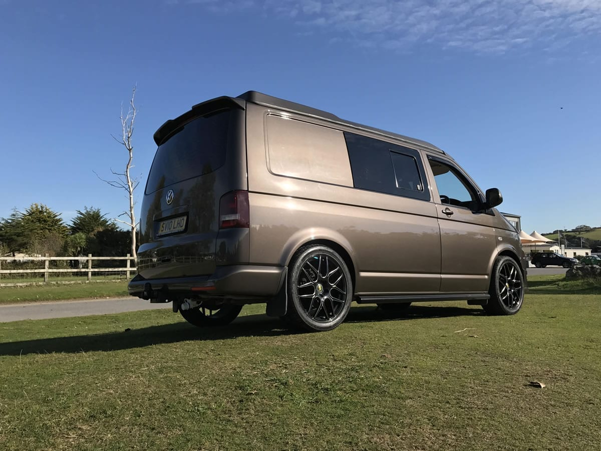 Volkswagen Transporter T5 For Sale With Elevating Roof Base Campers